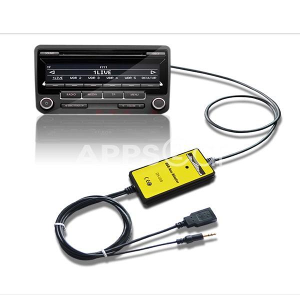 usb adaptateur pour autoradio car cassette adaptateur pour usb lecteur mp3 d 39 automobile id de. Black Bedroom Furniture Sets. Home Design Ideas