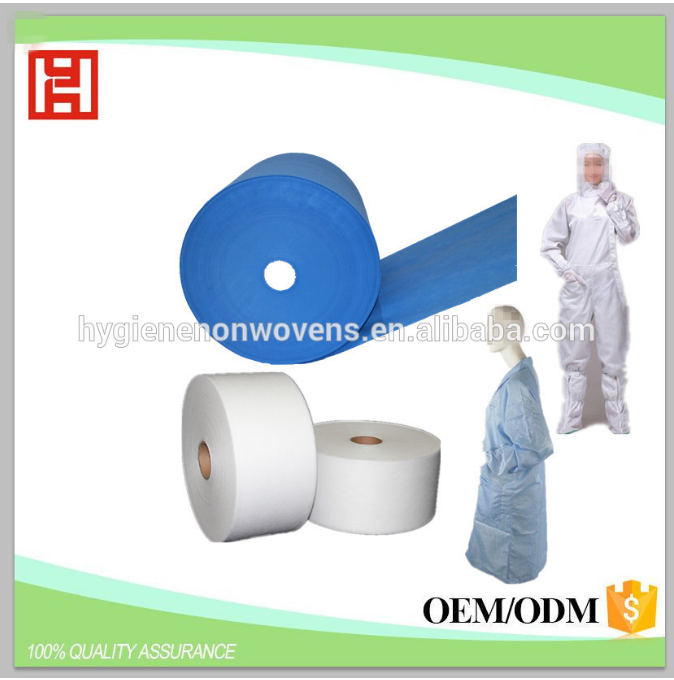 Cheap Price disposable pp nonwoven shoe cover ultrasonic nonwoven recycled polypropylene material