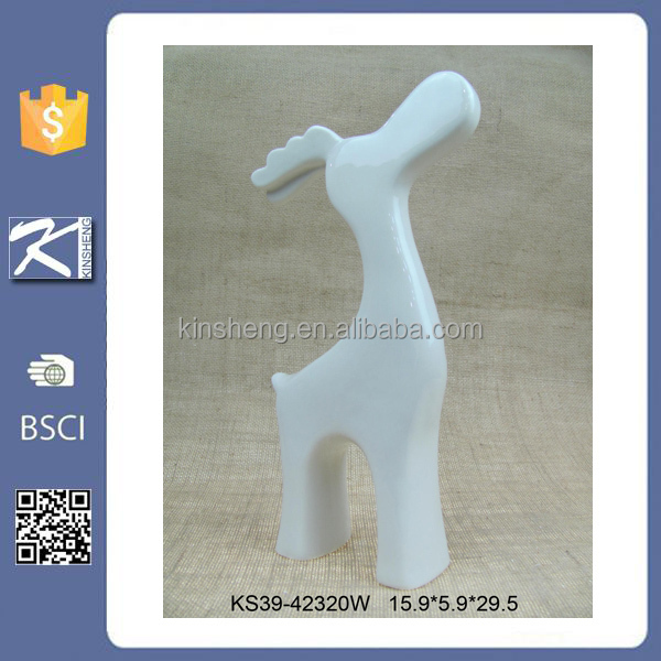 Popular wholesale festival items christmas deer for decoration
