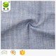 plain swiss voile fabric organic 100% cotton yarn dyed shirting fabric