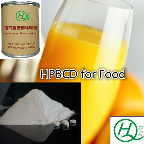 hpbcd 128446-35-5 Hydroxypropyl Beta Cyclodextrin HPBCD synthetic drugs pharmaceutical excipients medicine and drugs