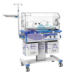 AG-IIR003A hospital medical equipment portable baby crib infant incubator price