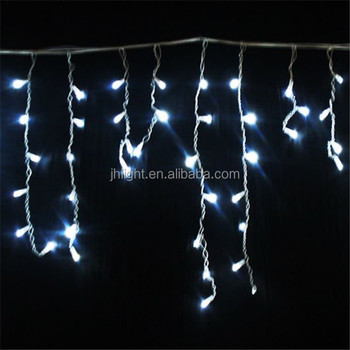 outdoor light strands bright white icicle christmas lights where to buy string lights - White Icicle Christmas Lights