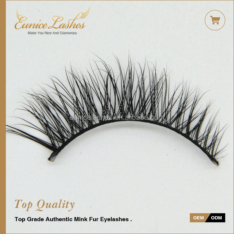 Private label mink eyelashes siberian natural mink false eye lashes