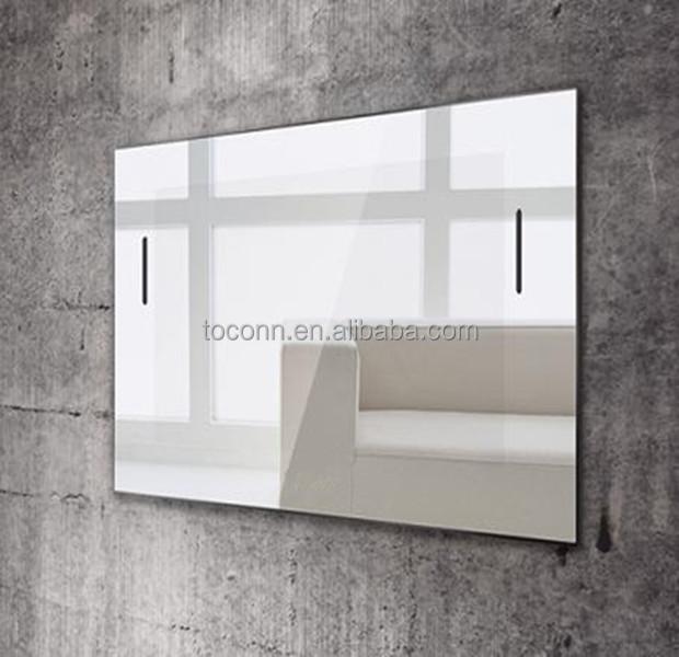 Badkamer tv spiegel voor luxe hotel televisie product id for Tv voor in badkamer