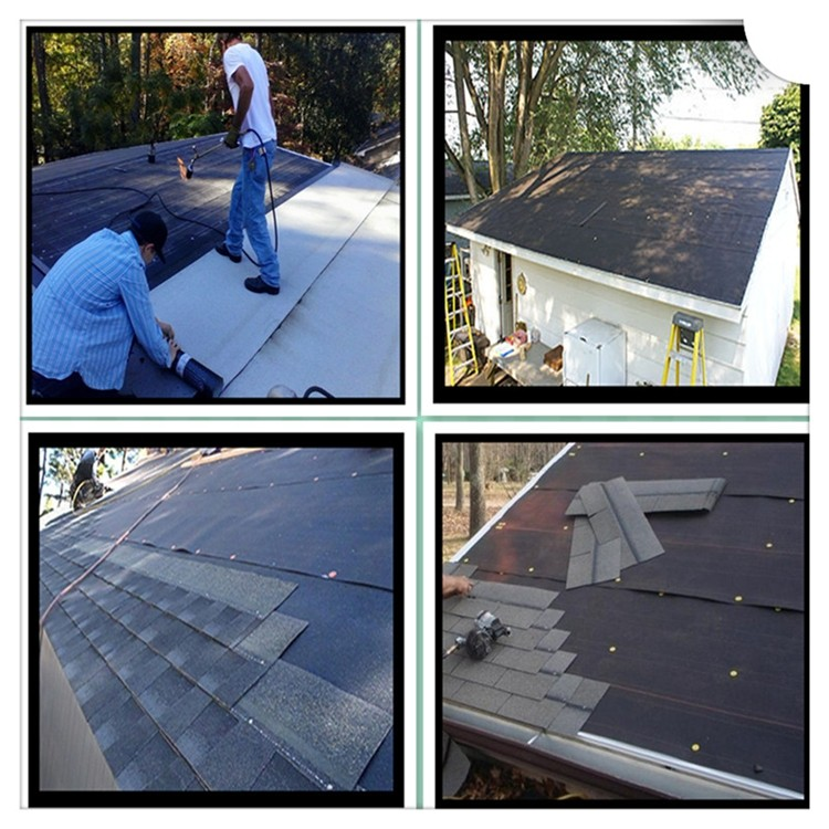 Warrior Roofing #15 Felt Roof Deck Protection