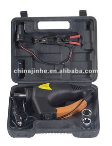 Electric Impact Wrench, 12V electric wrench, tire repair tool