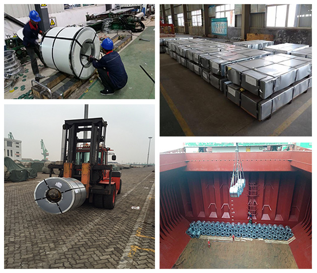Cold rolled CRC steel coil sheet