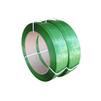 Factory Price PET Packing Belt Green Polyester Packing Strap