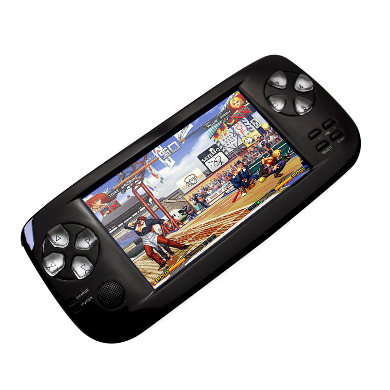 64 bit 4.3inch handheld video PAP-K3 game console for child