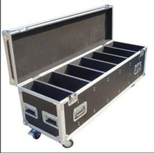 Compensato flight case per server/speaker/schermo di trasporto