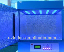 Cold Light 300x300mm UV LED Curing oven uv glue resin dryer box