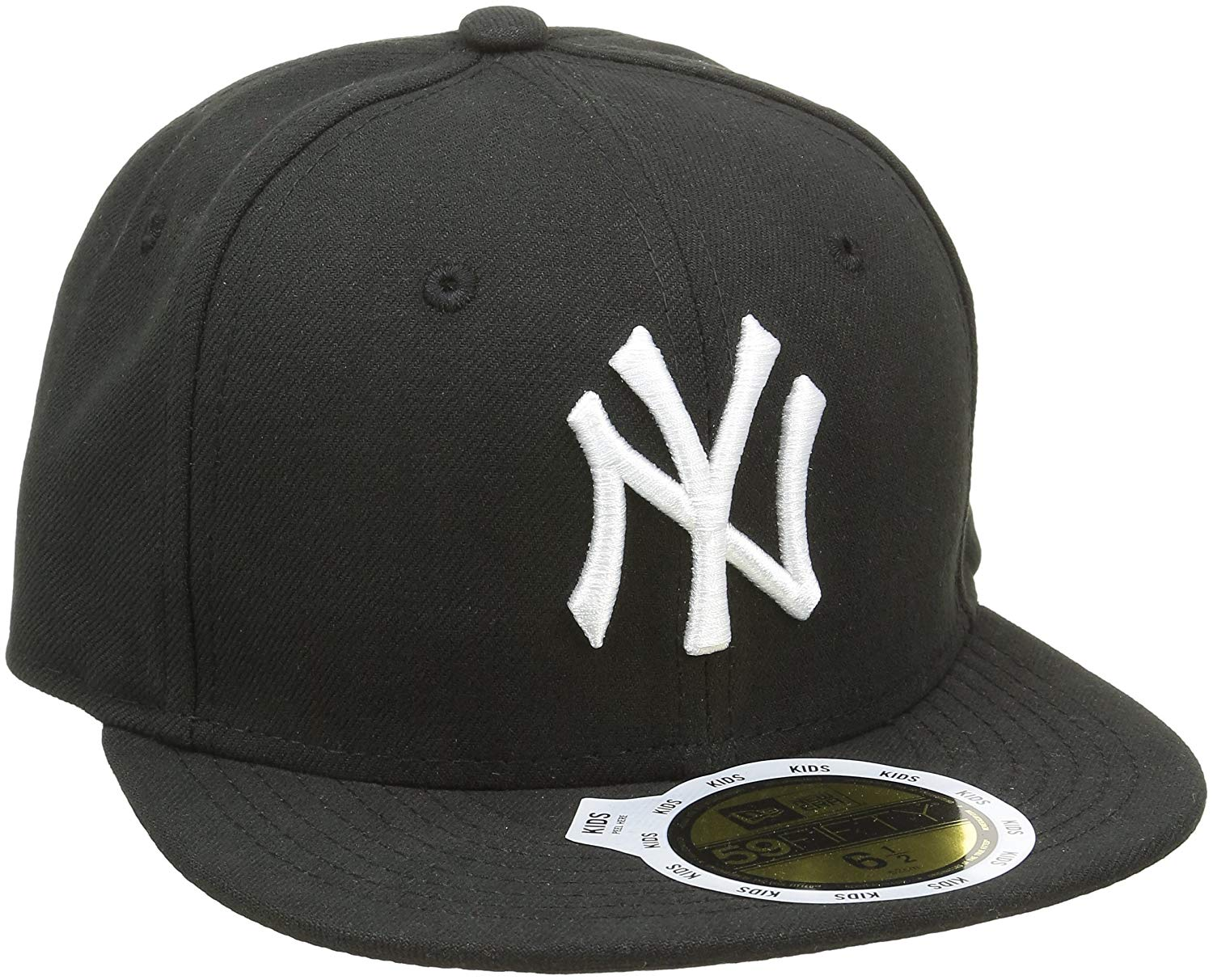 f34f35ce89f Get Quotations · New Era Kids 59FIFTY New York Yankees Cap