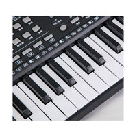 61 keys digital organ musical electronic keyboard