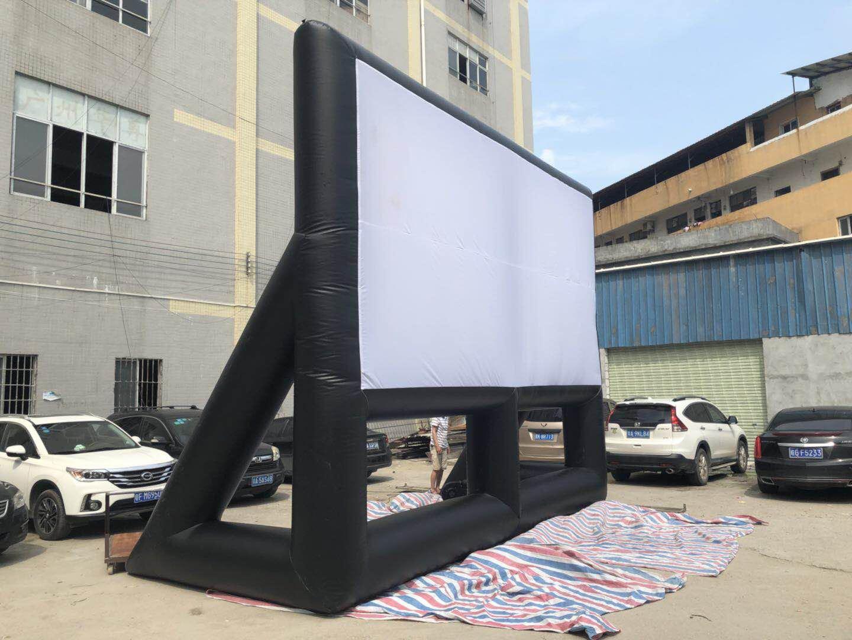 outdoor inflatable screen outdoor advertising inflatable movie screen,commercial screen,Inflatables