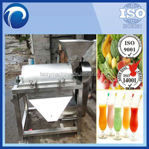 stainless steel Mango/Peach/Strawberry pulping machine//0086-13673672593
