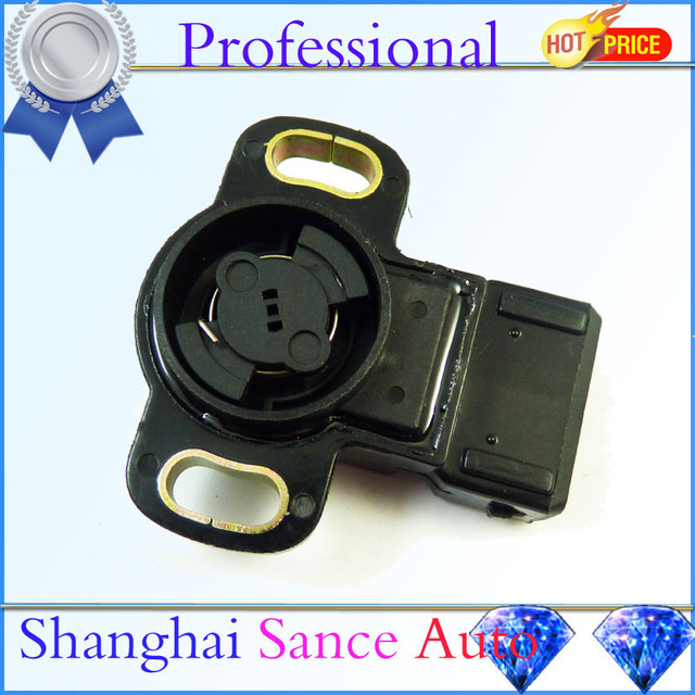 throttle position sensor tps md614734 th247 for mitsubishi. Black Bedroom Furniture Sets. Home Design Ideas