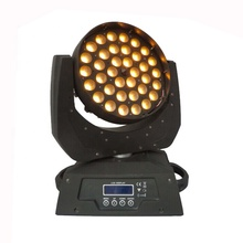 China <span class=keywords><strong>leverancier</strong></span> 36*10/18 W rgbwa uv LED mocing head zoom licht met wassen <span class=keywords><strong>effect</strong></span>