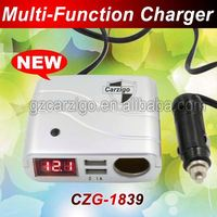 5v 2000 mA output quick lead time sample available high power 9v 2a car charger