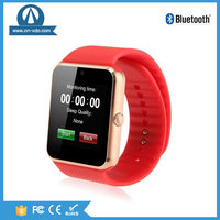 brand new gt08 smart watch your own watch watch with pedometer with step counter