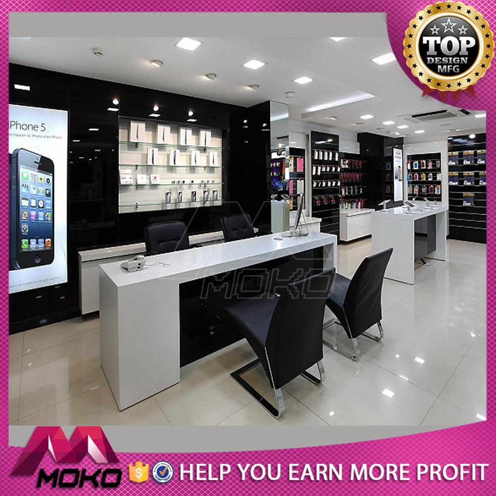 Moko 625 Mobile Phone Kiosk Display Stand Shoes Shop Counter ...