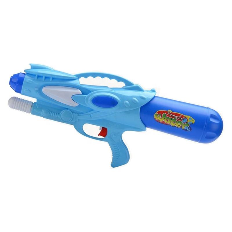 Nude pump squirt gun tribal