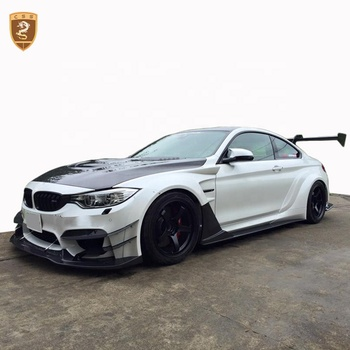 Carbon Fiber Frp Material M4 Vari Body Kits For Bmw 4 Series Buy M4 Varis Body Kits For Bmw Product On Alibaba Com