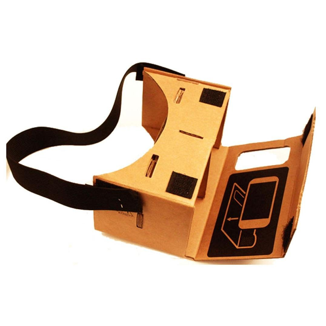 VR 3D Glasses Coper® New For Google Cardboard Valencia Quality VR 3D Virtual Reality Glasses