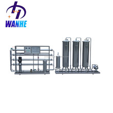 RO-2000 packaged drinking water treatment plant