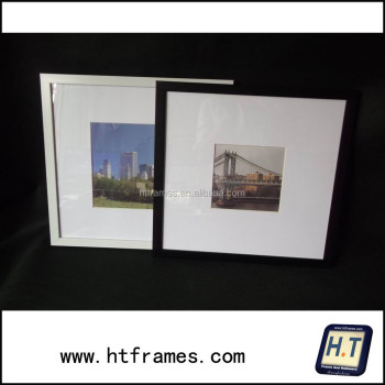 14x14 Picture Frame With Mat