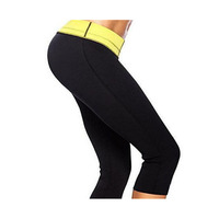 Neoprene Women Yoga Short Slimming Pants Thermo Sauna Sweat Fat Burner Sport Body Shaper Yoga Fitness Leggings NCS065