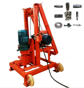 Cheap water well drilling rig /100m water well drilling machine price