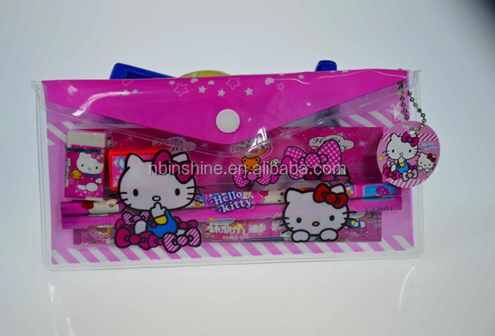 Children stationery set , gift set , primary school supplies
