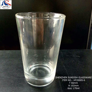 New design hot sale wholesale cheap wine glasses beer glass cups