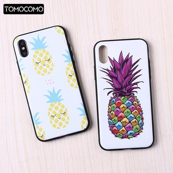 Tomocomo Pretty Meyve Limon Karpuz Desen Cep Telefonu Kılıfı Için