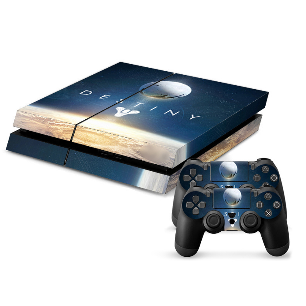 Aliexpress.com : Buy 2015 new Destiny PS4 Sticker PS4 Skin ...