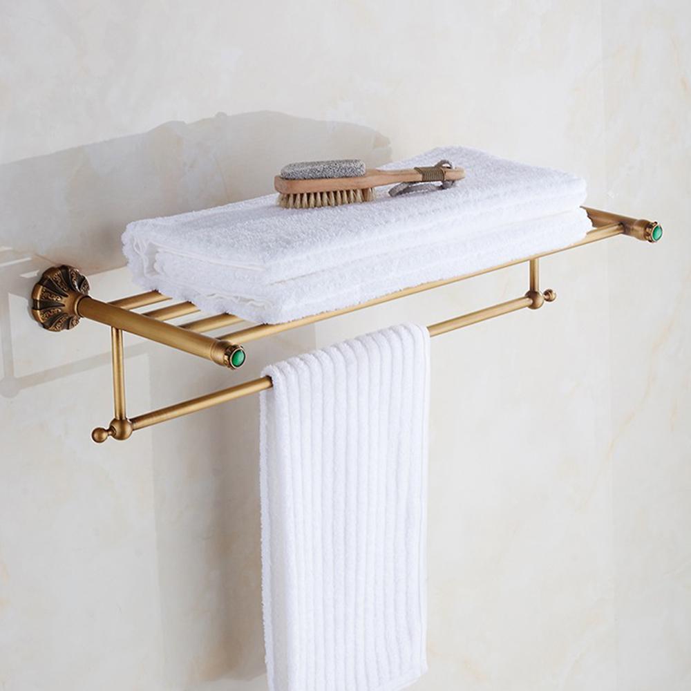 Fapully Antique Br Bathroom Towel
