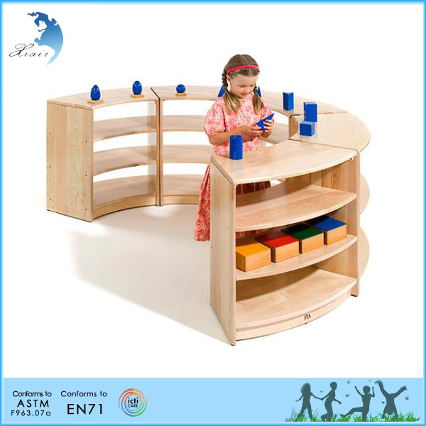 High Quality Educational Montessori Furniture School Wooden Kids Toy Cabinet Buy Kids Toy