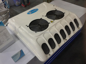 6kw 12v 24v Roof Mounted Portable Air Conditioner For