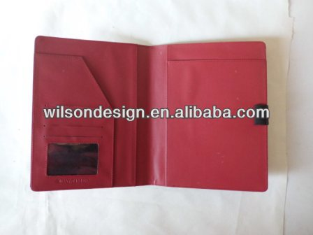 Fashion Leather Passport Case