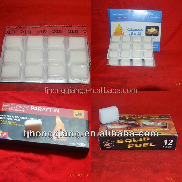 Environmental Hexamine solid fuel tablets
