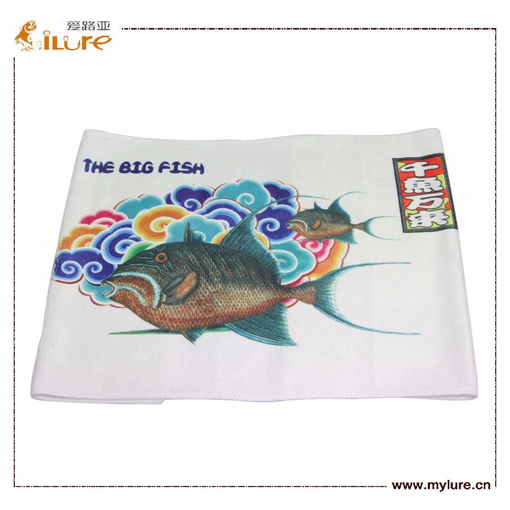 ILURE Multi Design Face Towel For Fishing
