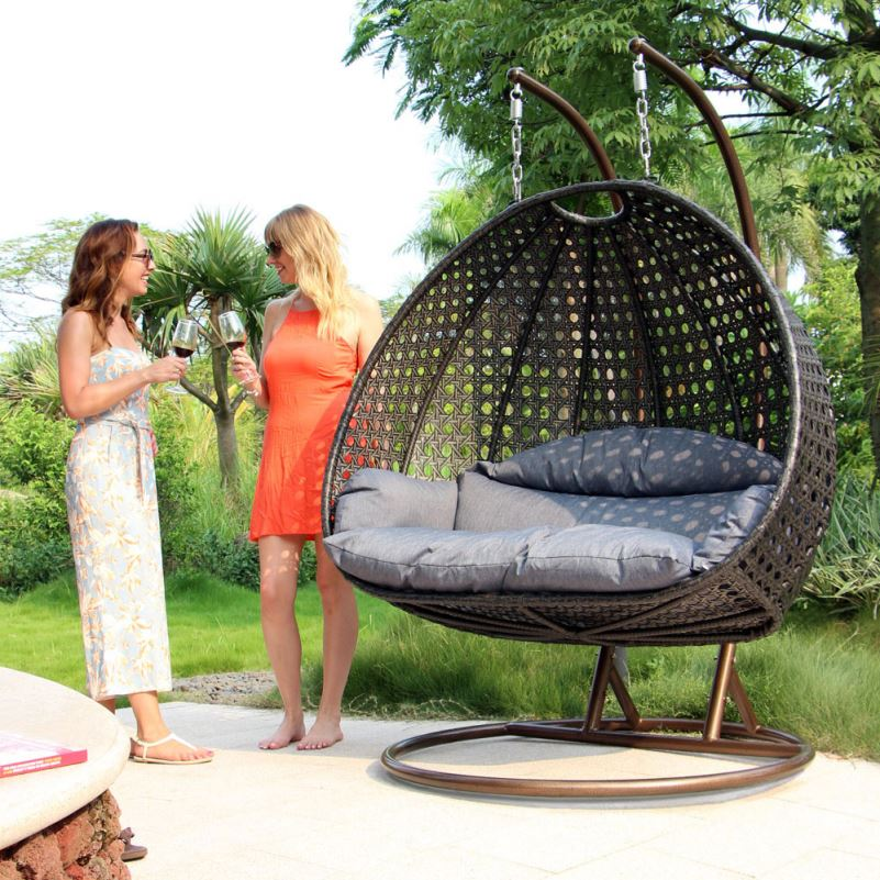 Wicker Rattan Hanging Bird Nest Two Seat Double Adult Jhula Swing Chair Buy Jhula Swing Chair Adult Swing Chair Bird Nest Swing Chairs Product On Alibaba Com