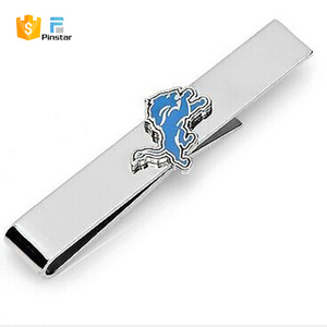 Custom China Manufacturers Business Suit Tie Clips With Custom Logo