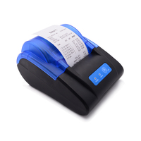 Beeprt 58mm thermal receipt desktop printer with bluetooth for restaurant