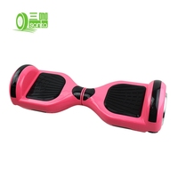 CE 2 wheel scooter hover board self balance electric hoverboard 6.5inch