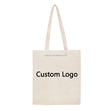 Custom Various Styles Promotion Cotton Canvas Shopping Tote Bag