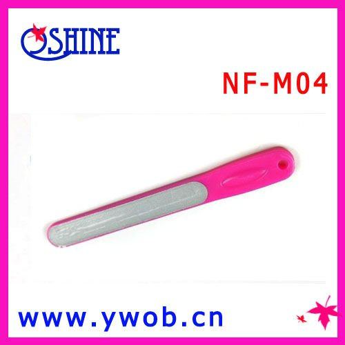 Stainless Steel Nail File/nail tools