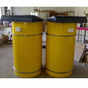 Carbon steel Cement Silo Filter and cement cartridge dust collector