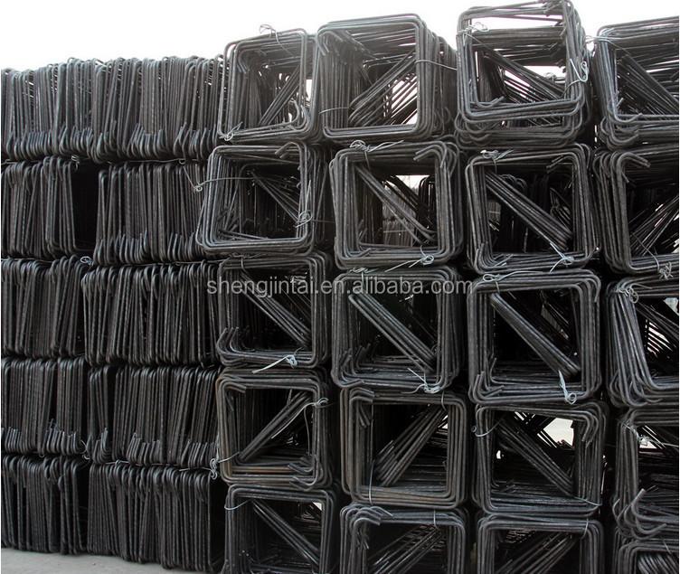 Steel Ligatures Bar For Concrete Building Trench Mesh